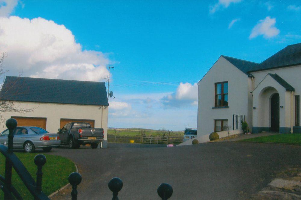 New Dwelling & double garage, Drumgooland Road, Seaforde
