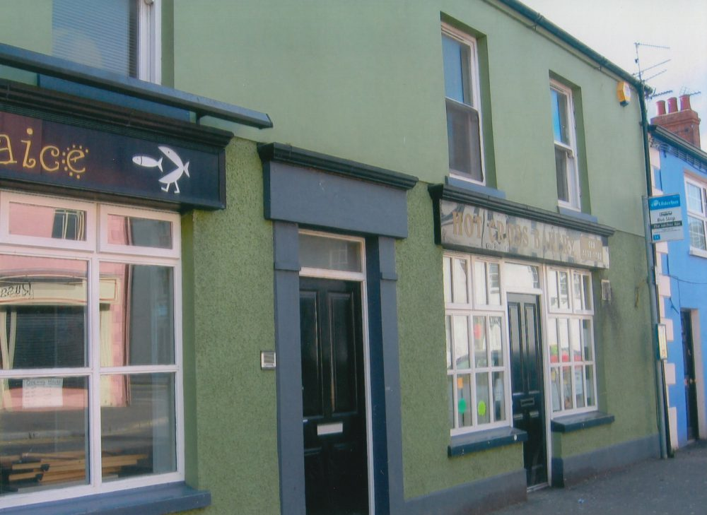 Office & retail units, Catherine street, Killyleagh