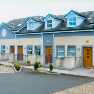 New Development of 4 no 3 Bedroom Townhouses & 1 2 bedroom apartment – Clockhill, Dundrum