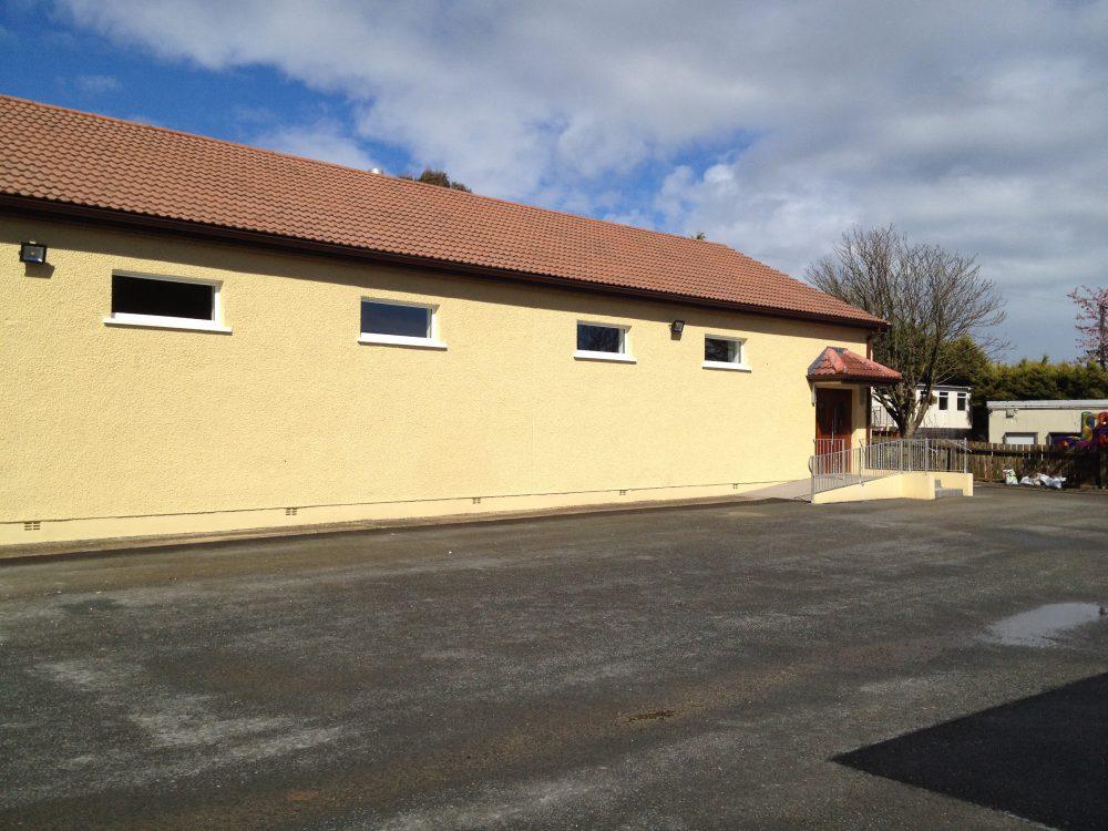 Saul Community Hall