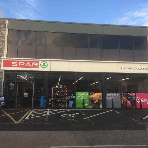 New Spar Shop Castlewellan